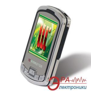 MP3-MP4 плеер Wokster W-191 1 Gb silver