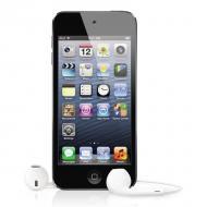 MP3-MP4 плеер Apple A1509 iPod Touch 16GB (5Gen) 16 Gb Black&Silver (ME643RP/A)