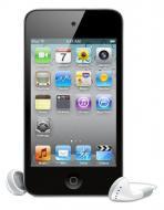 MP3-MP4 плеер Apple A1367 iPod Touch (4Gen) 32 Gb Black/Silver (MC544RP/A)