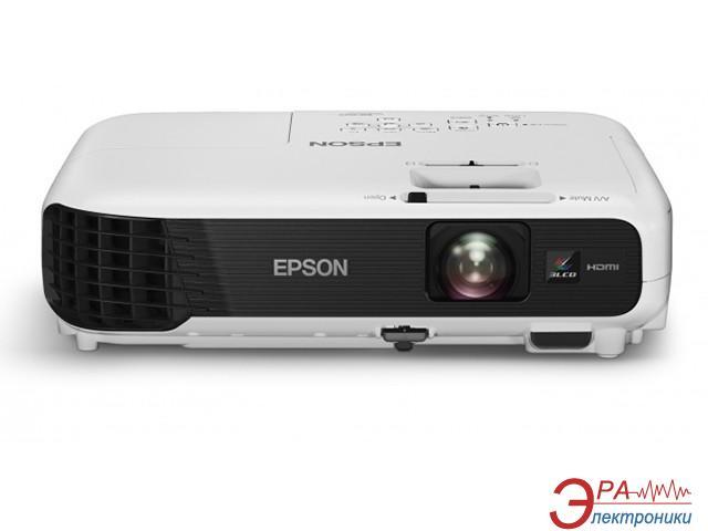 Проектор Epson EB-X04 (V11H717040) + в подарок Лампа Epson ELPLP88