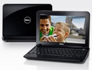 Нетбук Dell Inspiron 1018 (1018N455X1C250BW7Sblack) Obsidian Black 10.1
