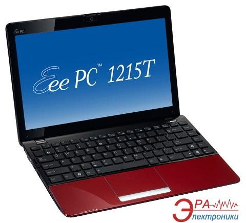 Нетбук Asus Eee PC 1215T (1215T-RED022W) Red 12.1
