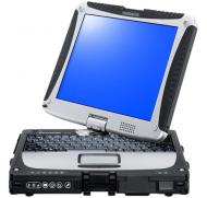 Нетбук Panasonic TOUGHBOOK CF-19FDGAXW9  Digitizer (CF-19FDGAXW9) Black 10.4