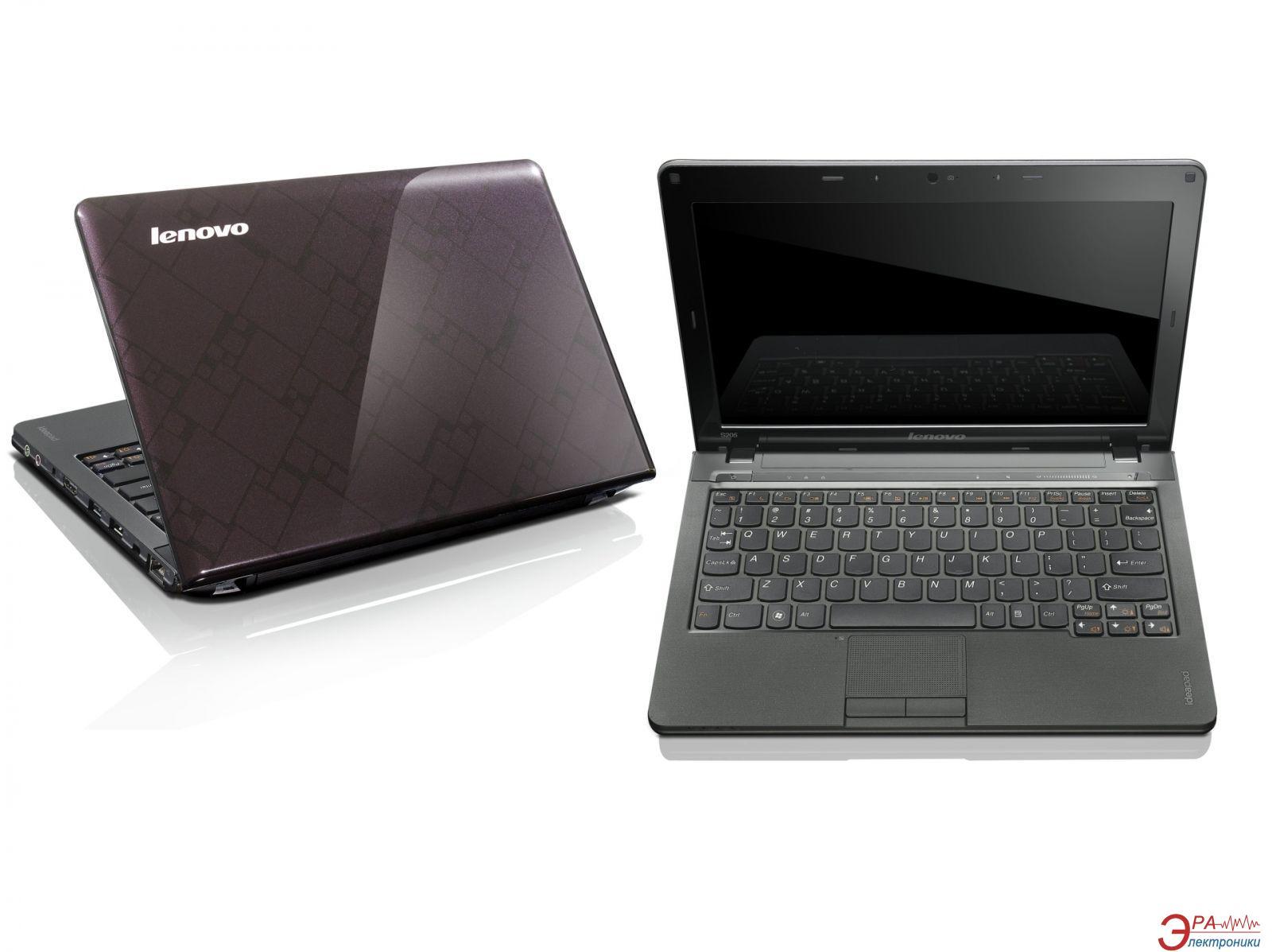 Нетбук Lenovo IdeaPad S205-E3-1 (59-070824) Violet 11.6