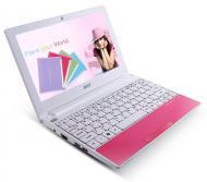 Нетбук Acer HAPPY-138Qpp (LU.SE908.048) Pink 10.1