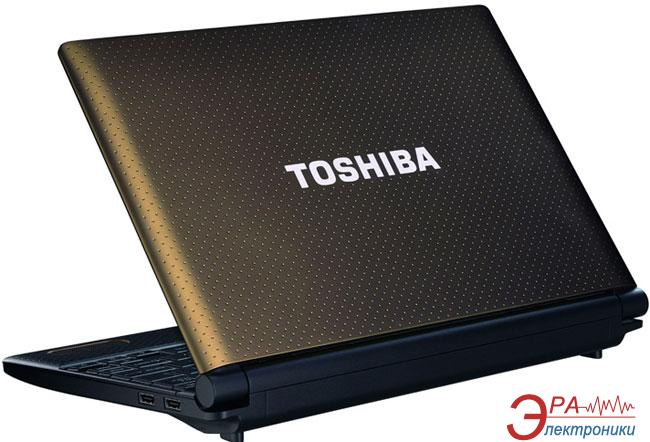 Нетбук Toshiba NB520-10K (PLL52E-02C017RU) Brown 10.1