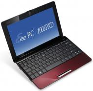 Нетбук Asus Eee PC 1005PX (1005PXD-N455-N1CNWR) (90OA2ZB53113900E13ZQ) Red 10.1
