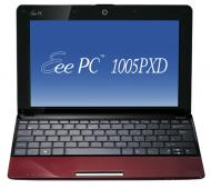 Нетбук Asus Eee PC 1005PXD (1005PXD-RED018W) Red 10.1