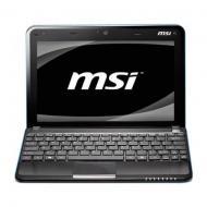 Нетбук MSI U135DX (U135DX-2834XUA) Black 10.1