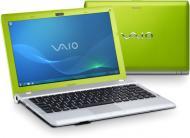 Нетбук Sony VAIO YB2L1R/ G (VPCYB2L1R/G.RU3) Green 11.6