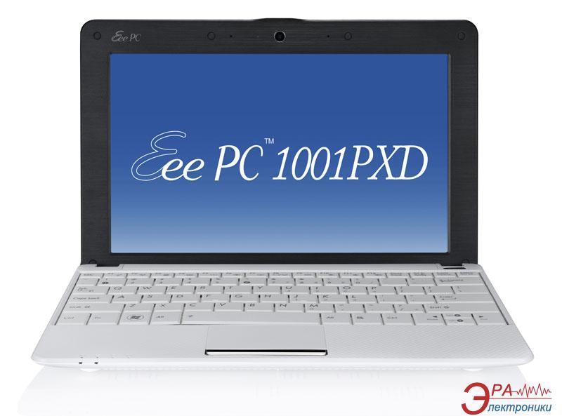 Нетбук Asus Eee PC 1001PXD-WHI028W (1001PXD-N455-N2CNWW) White 10.1
