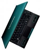 Нетбук Toshiba NB520-11U (PLL52E-034024RU) Green 10.1