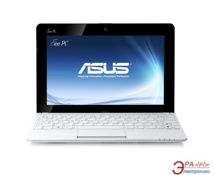 Нетбук Asus Eee PC 1015BX-WHI026W (90OA3KB58211900E13ZQ) White 10.1