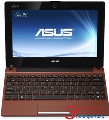 Нетбук Asus Eee PC X101H-RED054G (90OA3JB362119D1E13ZQ) Red 10.1