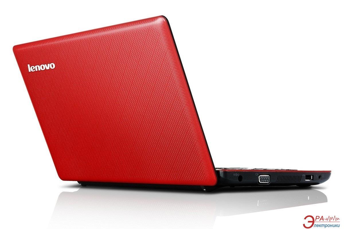 Нетбук Lenovo IdeaPad S100-N570R (59-304586) Red 10.1