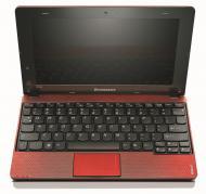 Нетбук Lenovo IdeaPad S100-N570R (59-304591) Red 10.1
