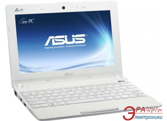 Нетбук Asus Eee PC X101H (X101H-WHITE055S) White 10.1