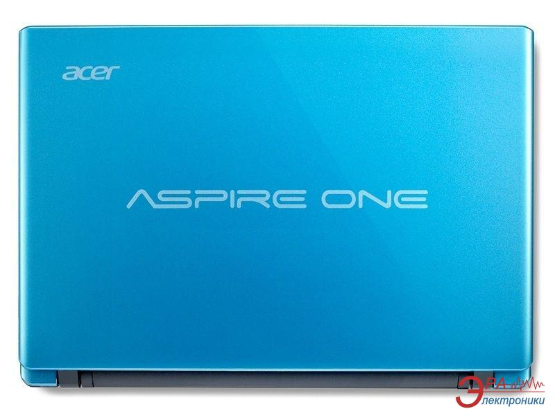 Нетбук Acer Aspire One 756-B847Cbb (NU.SH2EU.001) Blue 11.6