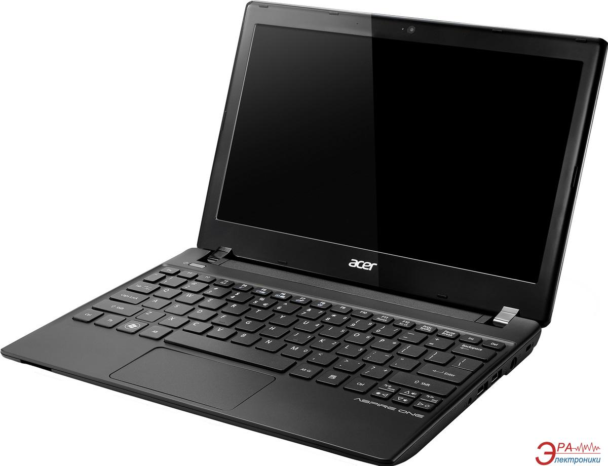 Нетбук Acer Aspire One 756-987BCKK (NU.SGYEU.009) Black 11.6
