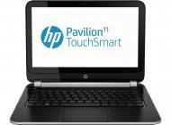 Нетбук HP Pavilion TouchSmart 11-e010er (E7F86EA) Black Silver 11.6