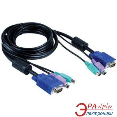 Кабели для переключателей D-Link DKVM-CB3