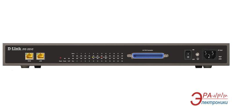 VoIP-Шлюз D-Link DVG-2024S (DVG-2024S)
