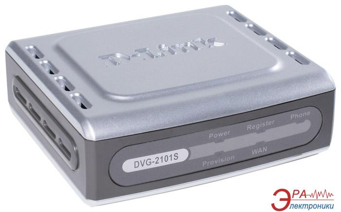 VoIP-Адаптер D-Link DVG-2101S (DVG-2101S)