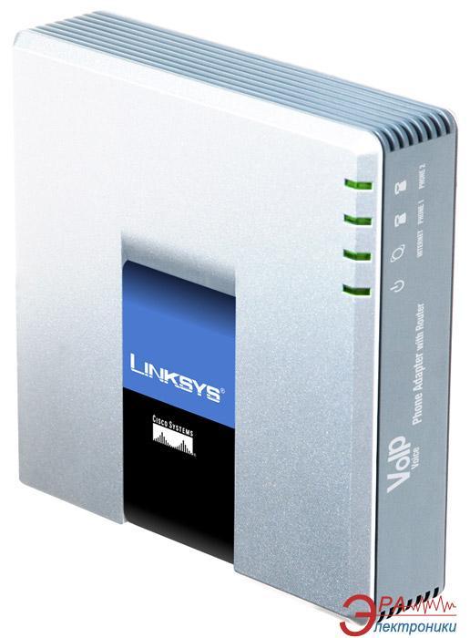 VoIP-Шлюз Cisco SB SPA2102-EU