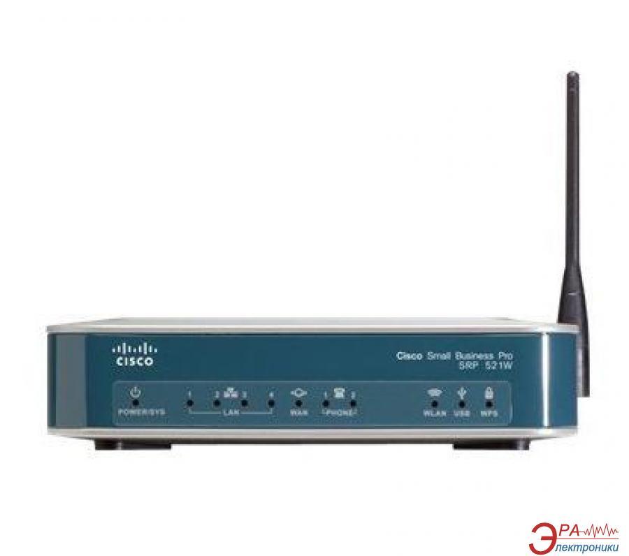 VoIP-Шлюз Cisco SB SRP521W-K9-G5
