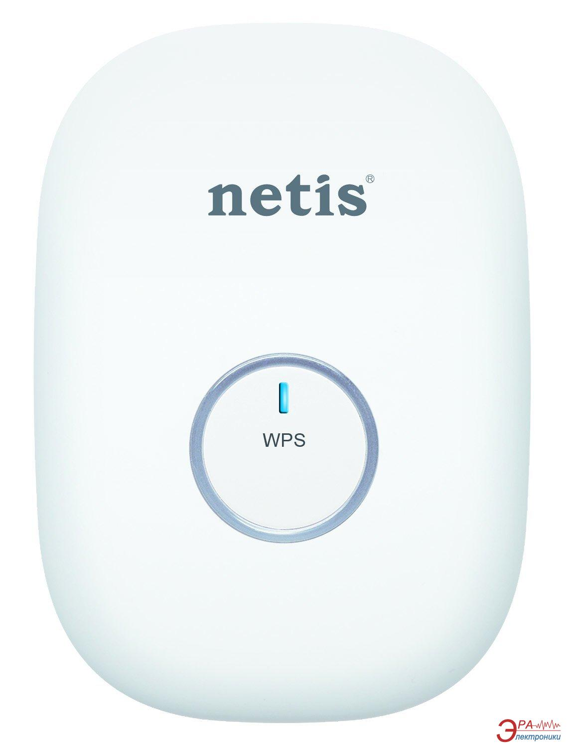 Беспроводной ретранслятор Netis E1+ White