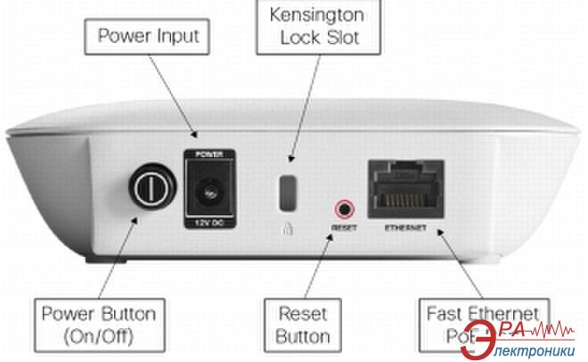 Точка доступа Cisco WAP121-E-K9-G5