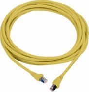 Патч-корд Molex RJ45 UTP 5e PVC 1м, (PCD-00180-OK) yellow