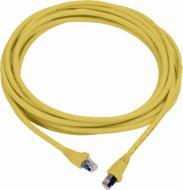 Патч-корд Molex RJ45 UTP 5e PVC 1м, (PCD-00180-OK) yellow