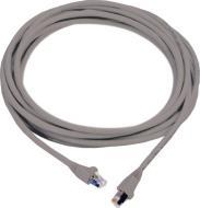 Патч-корд Molex RJ45 FTP 5e PVC 1m (PCD-00341-0E) grey