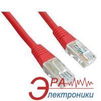 Патч-корд Cablexpert UTP cat.5e 5m Red (PP12-5M/R)