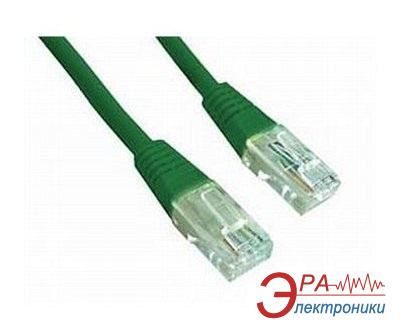 Патч-корд Cablexpert UTP cat.5e 3m Green (PP12-3M/G)