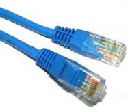 Патч-корд Xeon UTP cat.5e 0.5 m синій проводной