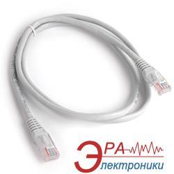 Патч-корд Gemix UTP cat.5e 2m (Art.GC 1508) серый проводной