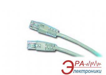Патч-корд Cablexpert UTP cat.5e 1m Grey (PP12-1M)