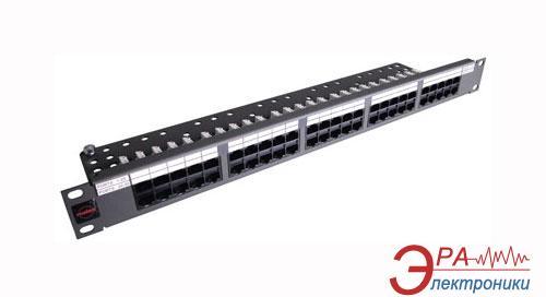 Патч-панель Molex 19 50xRJ45 cat.3 UTP 1U (PID-00145)