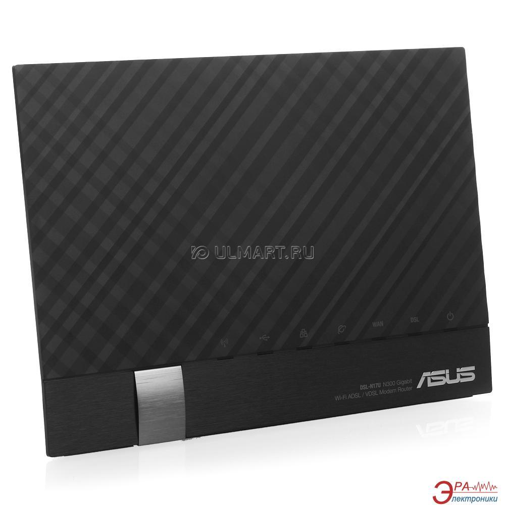 ADSL-модем Asus DSL-N17U