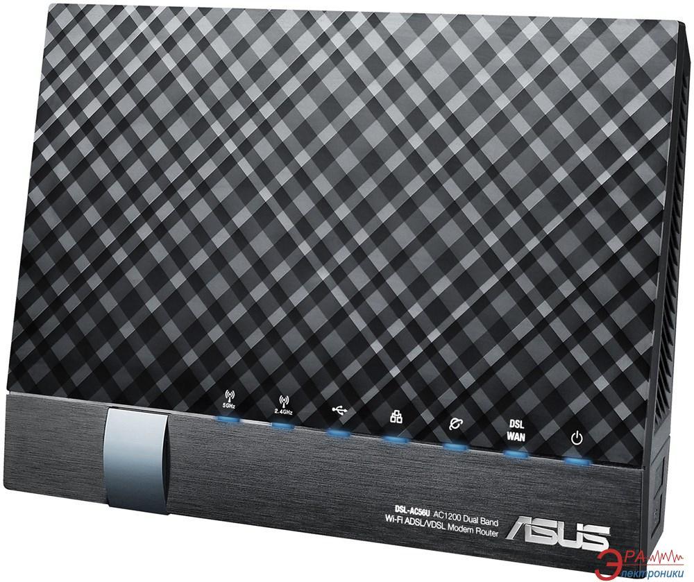 ADSL-модем Asus DSL-AC56U