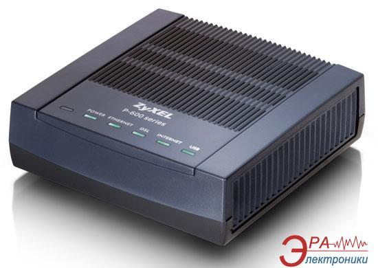 ADSL-модем Zyxel P-660RU2