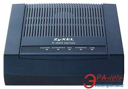 ADSL-модем Zyxel P660RU3
