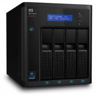 ������� ��������� (NAS) WD My Cloud DL4100 16TB (WDBNEZ0160KBK-EESN)