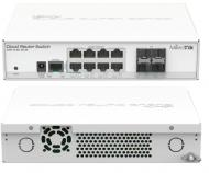 Маршрутизатор Mikrotik CCR112-8G-4S-IN
