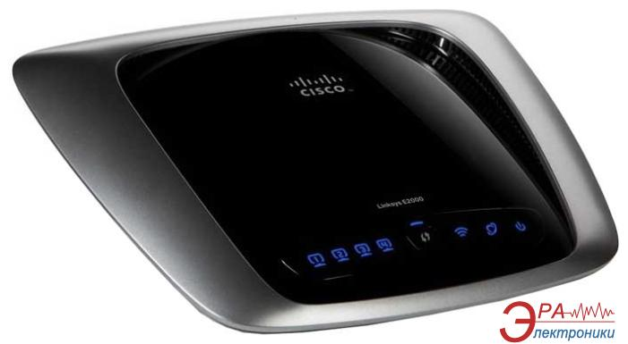 Маршрутизатор LinkSys E2000-EE