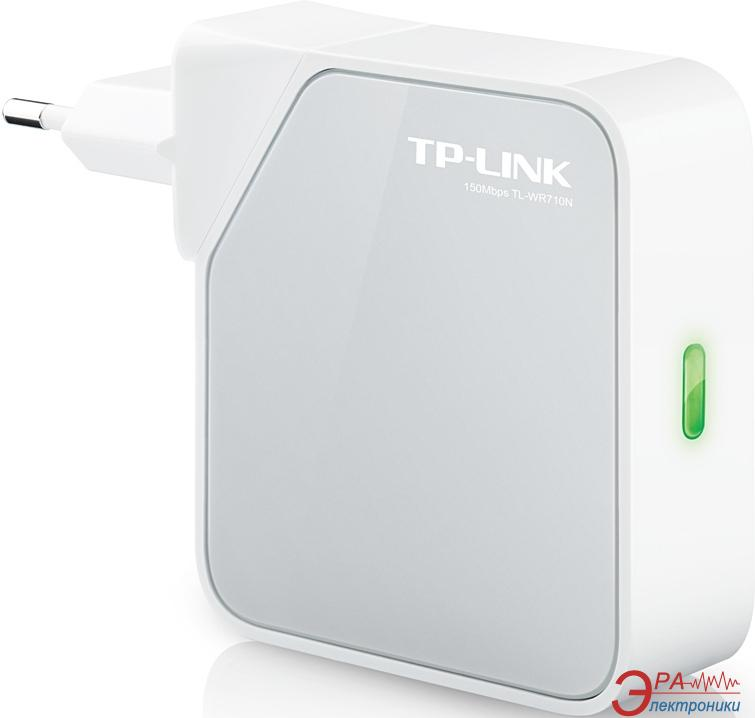 Маршрутизатор TP-Link TL-WR710N