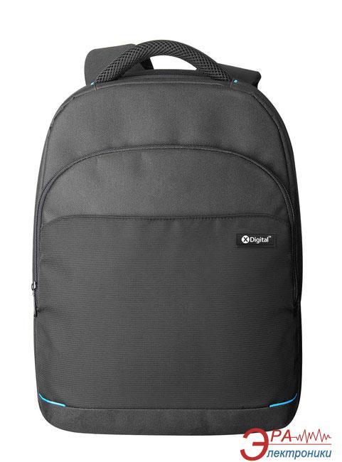 Рюкзак для ноутбука X-DIGITAL Arezzo 316 Black (XA316B)