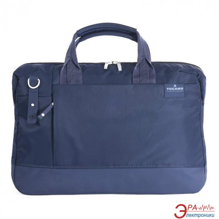 Сумка для ноутбука Tucano 15.6 AGIO Blue (BAGIO15-B)